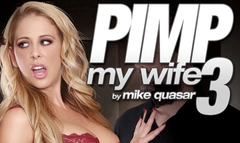 Cherie DeVille Lands The Cover of 3rd Degree's Pimp My Wife 3