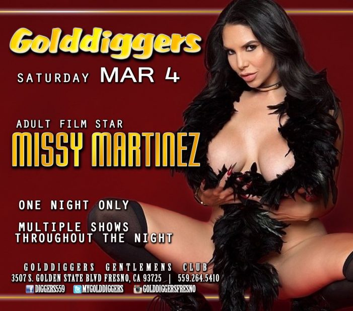 Missy Martinez Live On Cherry Pimps Wednesday Feb 22nd at 5pm PST!