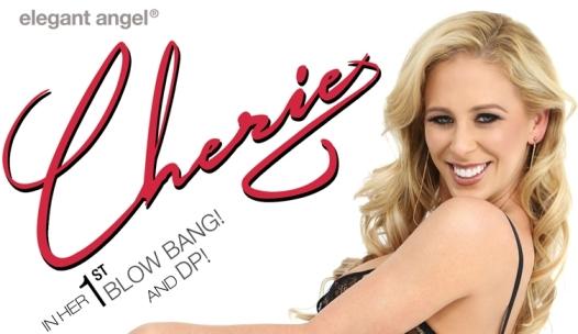 """Elegant Angel Releases Cherie DeVille Showcase """"Cherie"""""""