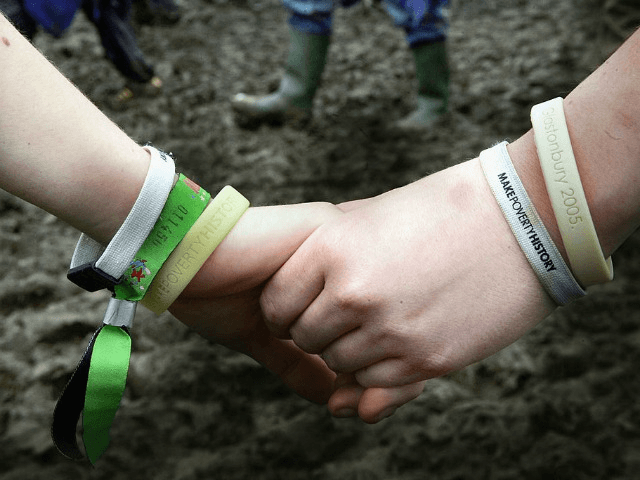 Police Launch 'Don't Touch Me' Wristbands to Stop Migrant Sex Attacks in Sweden