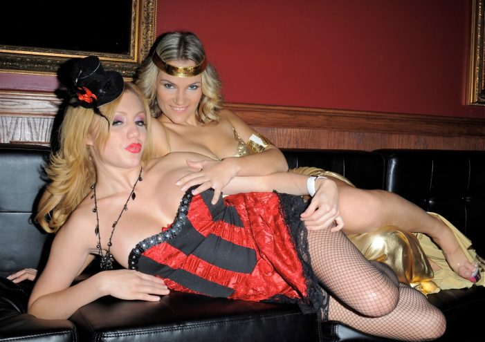 Mardi Gras Bash at Rick's Cabaret NY (photos)