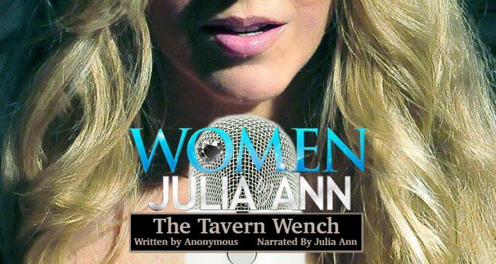 Julia Ann Kicks Off New Year with Erotic Reading on WomenByJuliaAnn.com