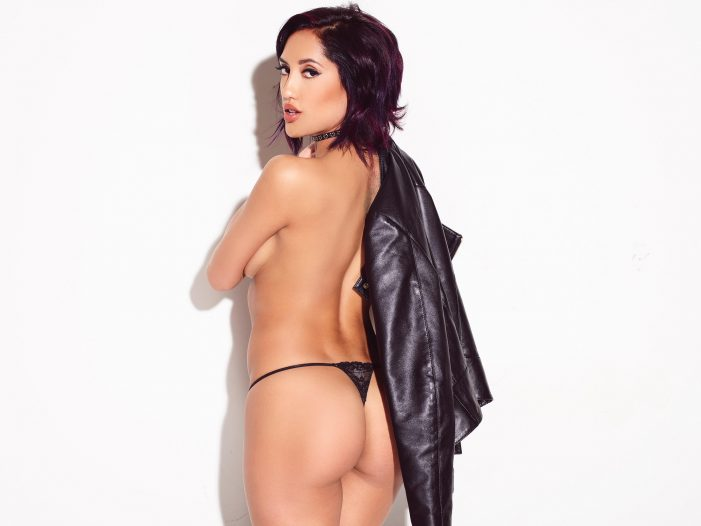 Chloe Amour receives multiple Nominations from Spank Bank