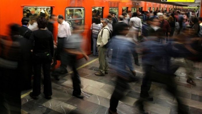 Mexico City metro installs 'penis seat' to stop sexual harassment of women