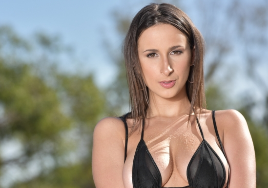 Ashley Adams' 1st DP Scene Featured In Hard X's 'DP Me Vol 5'