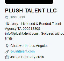 Who Wants To Help Plush Talent Pay The Bills
