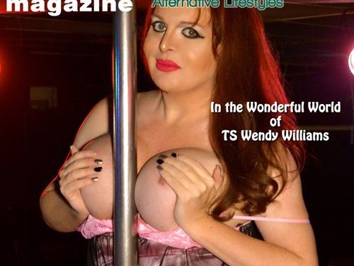 Kink~E Magazine Chats with Wendy Williams