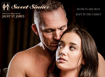Jacky St. James Continues The Taboo Drama In Sweet Sinner's 'Fathers & Daughters'