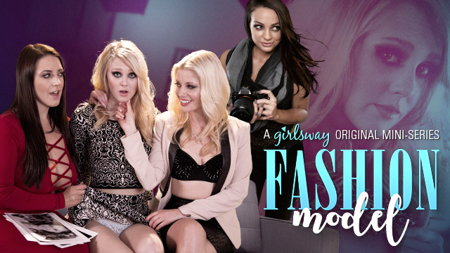 Girlsway Exposes the Glamorous Life of the Fashion Model, Starring Lily Rader