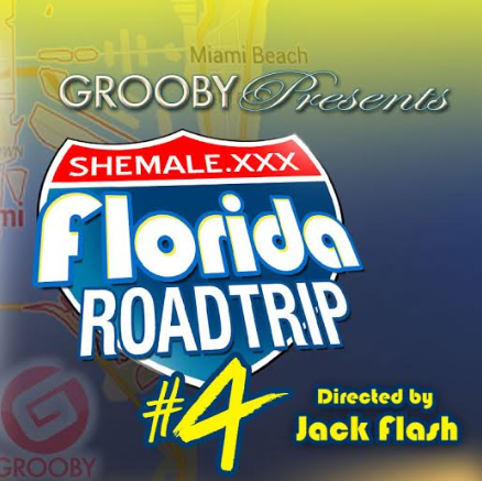Grooby, Exquisite Announce 'Shemale.xxx Florida Road Trip #4' DVD