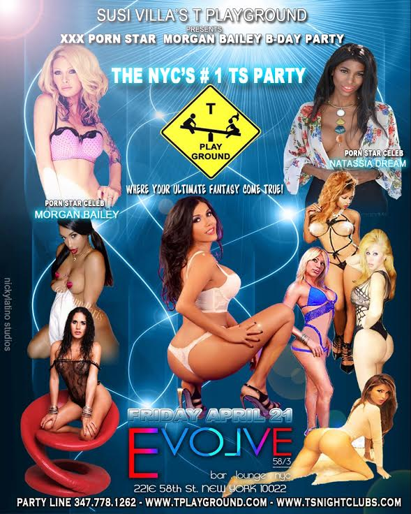 Natassia Dreams to Host Morgan Bailey Birthday Party at Evolve NYC this Friday