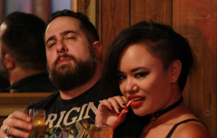 "Annie Cruz and Matt Slayer Debut ""And Now We Drink"""