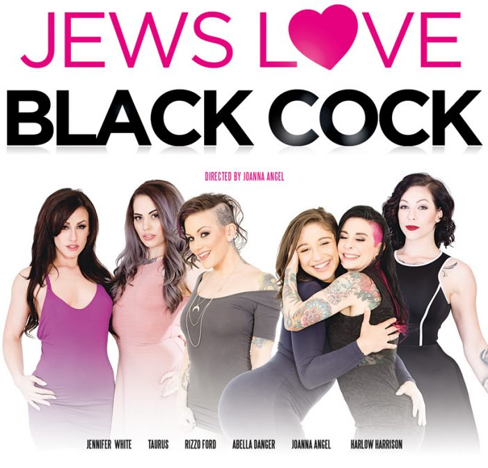 Oh, Goy! BurningAngel's Jews Love Black Cock Takes a Hard Look at Interracial Delights