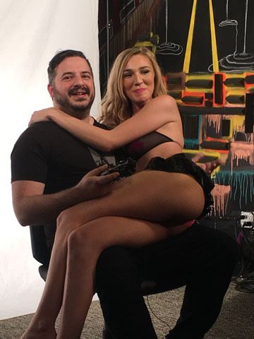 """Kendra Sunderland Featured in """"Gamer Up"""" Comedy Video"""