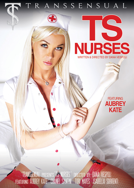 Aubrey Kate Takes the Lead in Transsensual's 'TS Nurses'