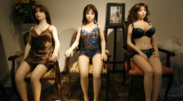 The First Sex Doll Brothel in Europe Opened Up in Barcelona