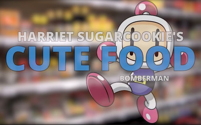 Food for Thought: Harriet Sugarcookie Fires up the Grill in New Web Series, Cute Food