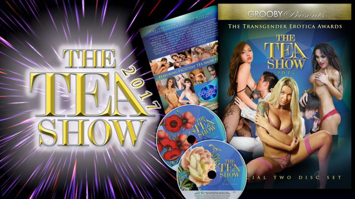 Grooby Releases Special Edition 2-Disc DVD for 'The TEA Show 2017'