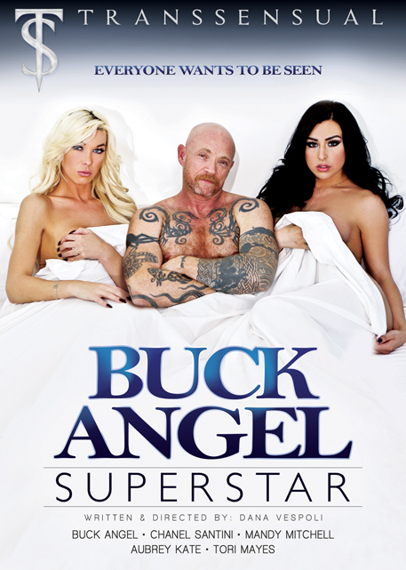 Transensual Release's Buck Angel Superstar