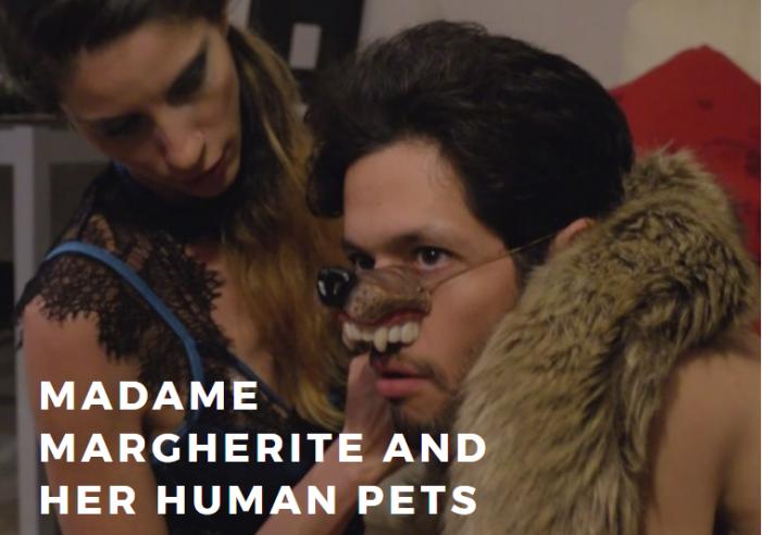 Harriet Sugarcookie Drops Human 'Pets' at Play Dominatrix Video