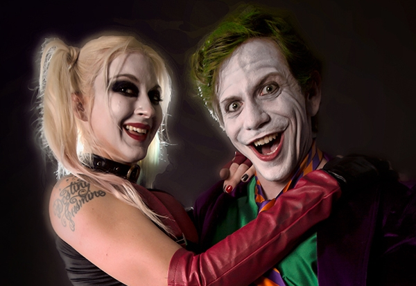 Laz Fyre Releases Joker and Harley Origin Story with Leya Falcon