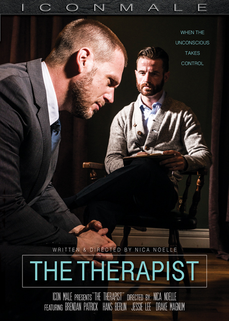"Brendan Patrick Stars In ""The Therapist"", The Latest From Icon male"