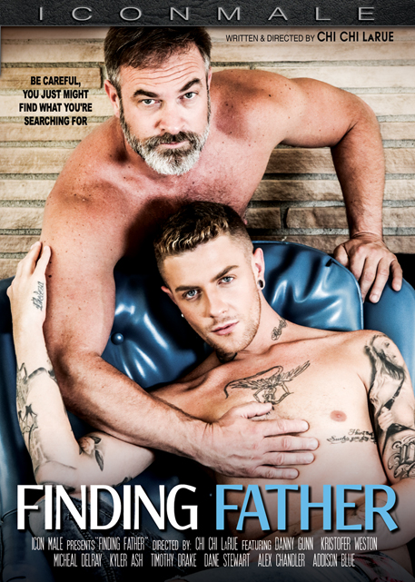 Chi Chi LaRue Directs 'Finding Father,' For Icon Male