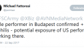 Syphilis Outbreak In Budapest ???  Michael Fattorosi Says 1 Confirmed