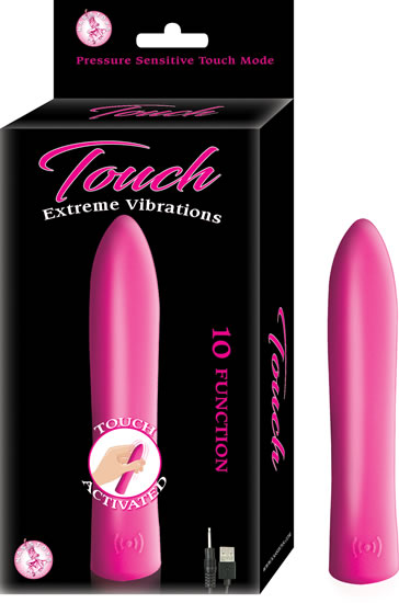 Nasstoys 'Touch Extreme Vibrations' has the Magic Touch