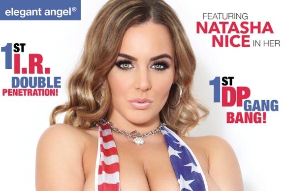 Elegant Angel Releasing Natasha Nice Showcase 'Naughty Natasha'