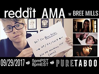 Bree Mills Reddit AMA