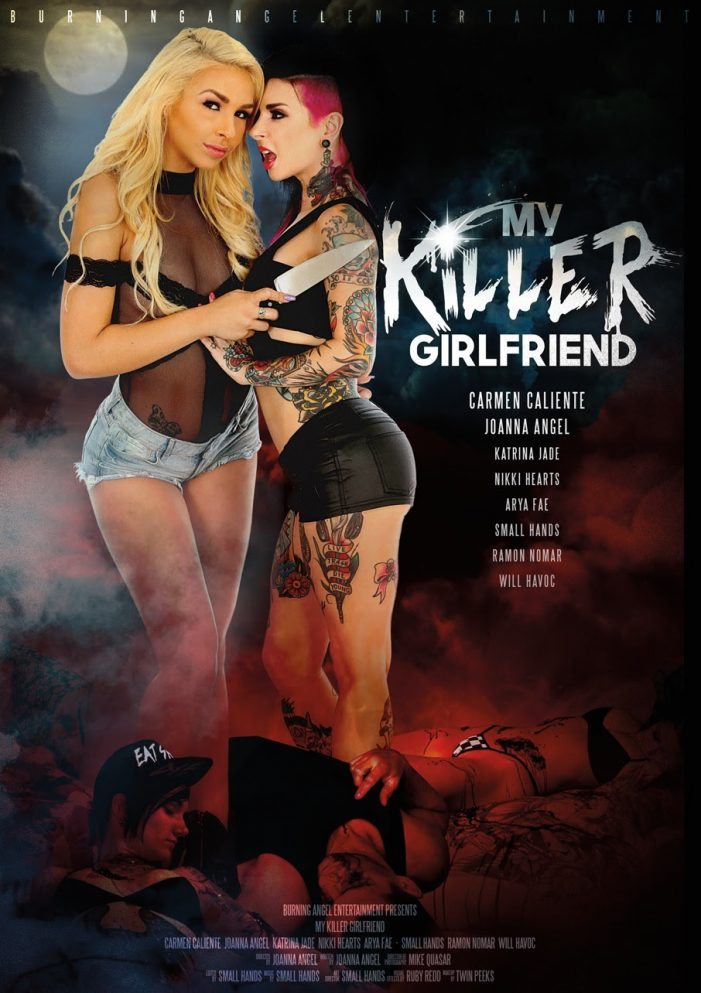 BurningAngel Set to Release New 'Horror Porn' Flick for Halloween, My Killer Girlfriend
