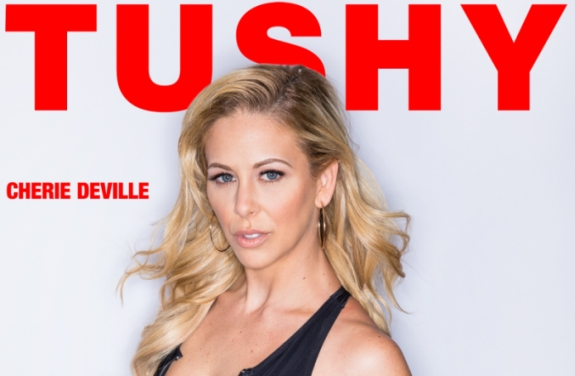 Cherie DeVille Teaches In a New Tushy Scene