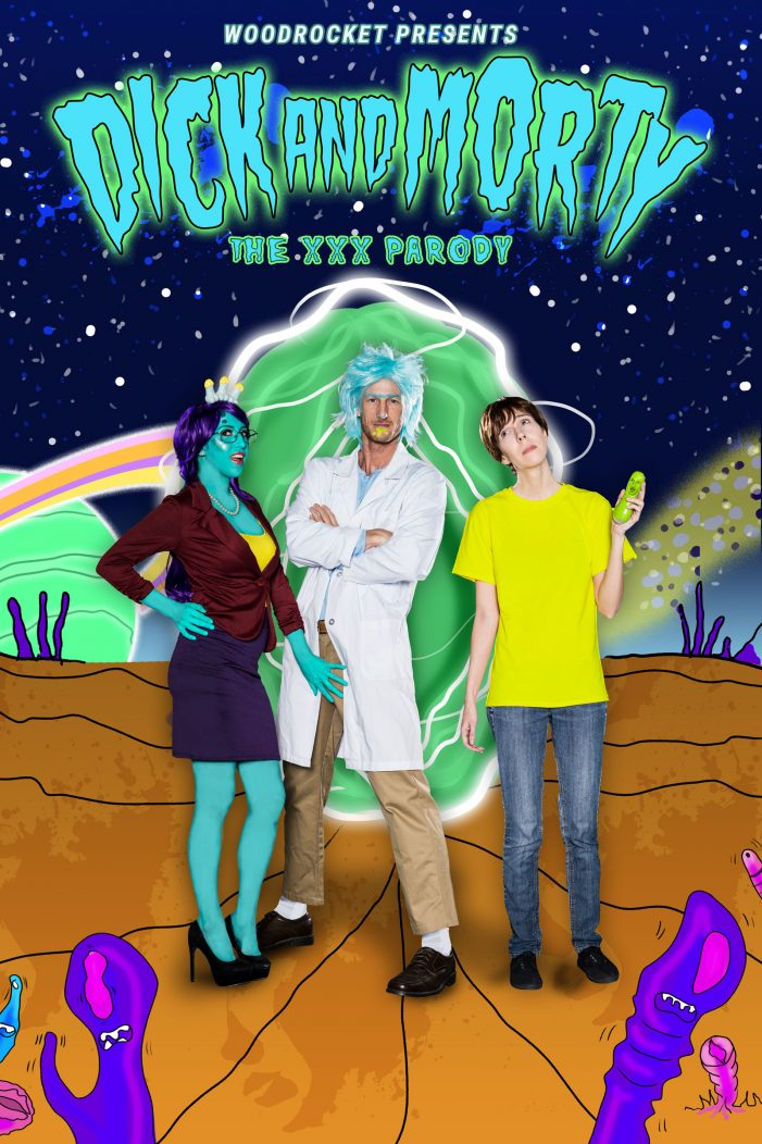 A Rick And Morty XXX Parody Now Exists On WoodRocket.com