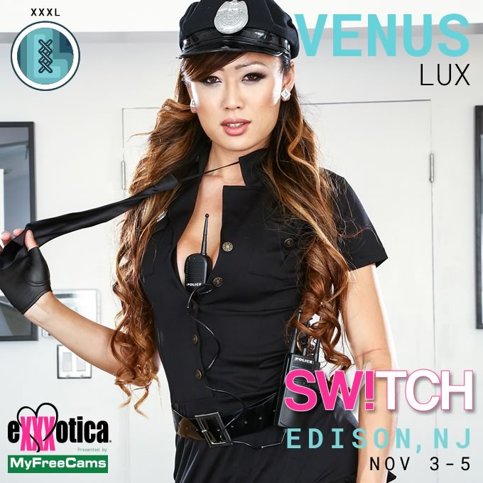 Transgender Star Venus Lux to Appear at Exxxotica NJ