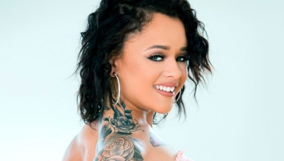 Holly Hendrix Brings Home Four Inked Awards