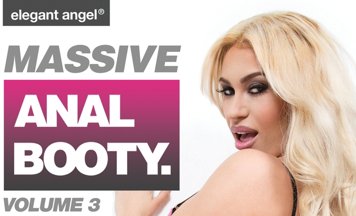 Give 'Massive' Thanks For Elegant Angel's 'Massive Anal Booty 3'