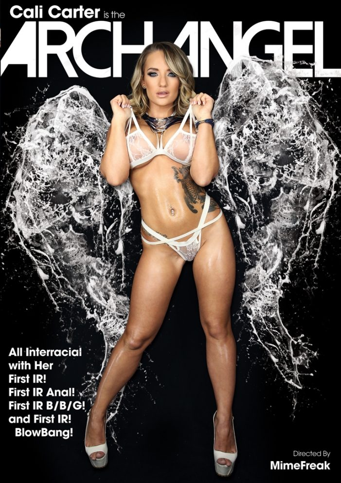 Cali Carter's ArchAngel Showcase Receives Two Award Nominations