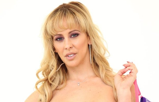 Cherie DeVille Graces The Cover of ArchAngel's 'Mandingo's MILFS 2'
