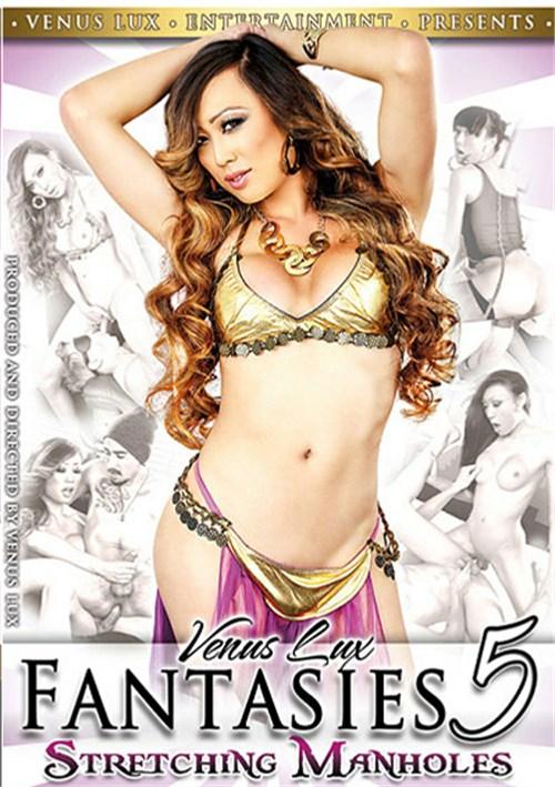 Venus Lux Entertainment Releases Venus Lux Fantasies 5: Stretching Manholes