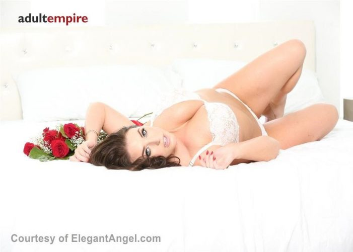 Angela White Tops Adult Empire's November List Of Trending Pornstars