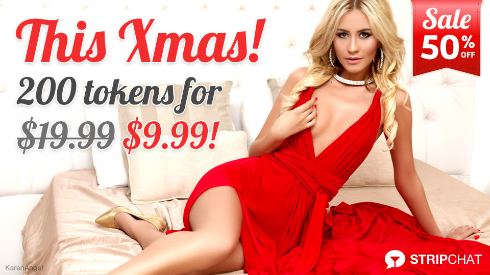 Stripchat Launches 50% Off Christmas Deal