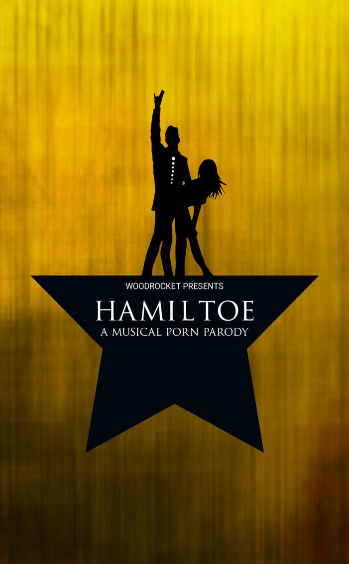 WoodRocket Releases The Hamilton XXX Parody