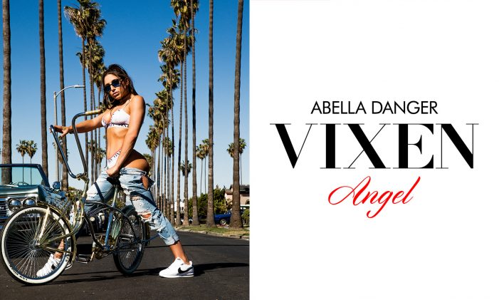 Abella Danger Is Newest VIXEN Angel