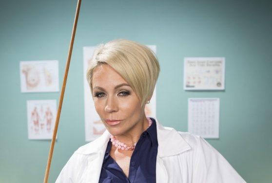 Helena Locke Holds a Clinic At Kink.com