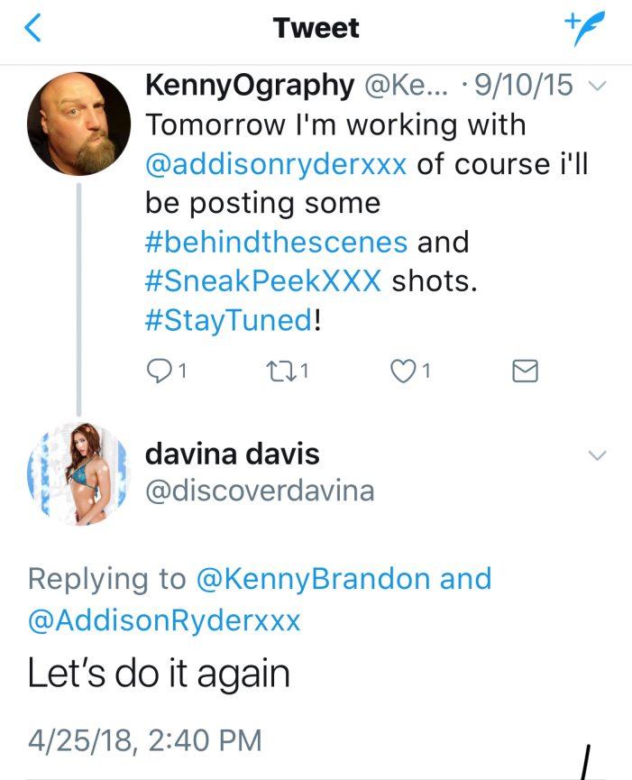 Racist Moron Davina Davis Never Ceases To Amaze