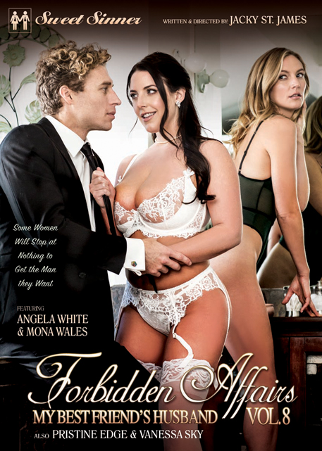 "Reigning Female Performer of the Year Angela White and Mona Wales star in ""Forbidden Affairs 8"