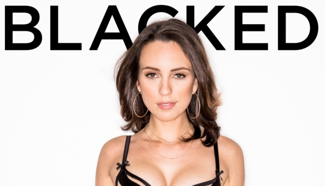 Jade Nile Is Back At Blacked.com in a Threesome