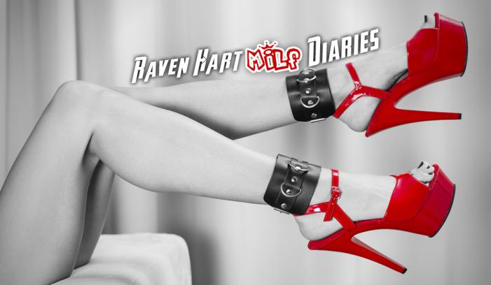 Raven Hart Premieres Bi-Monthly Column The MILF Diaries in Social Underground