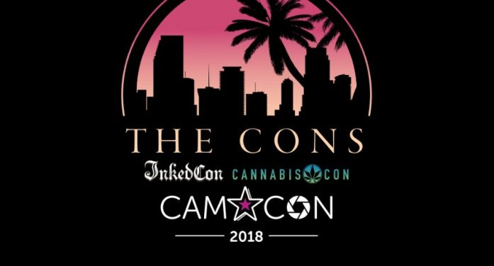 Abella Danger, Asa Akira, Karlee Grey & Gina Valentina Headline The 5th Annual Cam Con